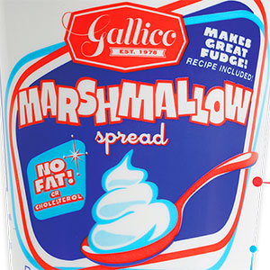 Gallico Marshmallow Spread