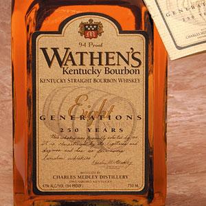 Wathen's Kentucky Bourbon