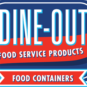 Dine-Out Food Service Products Logos