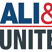 Ali & Aaron Exhibit Logo
