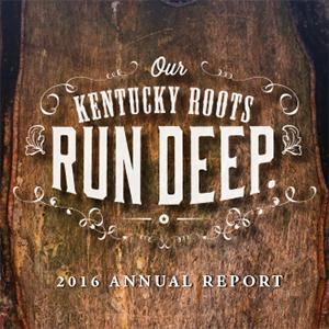 Our Kentucky Roots Run Deep Annual Report