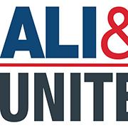 Ali & Aaron Exhibit Logo